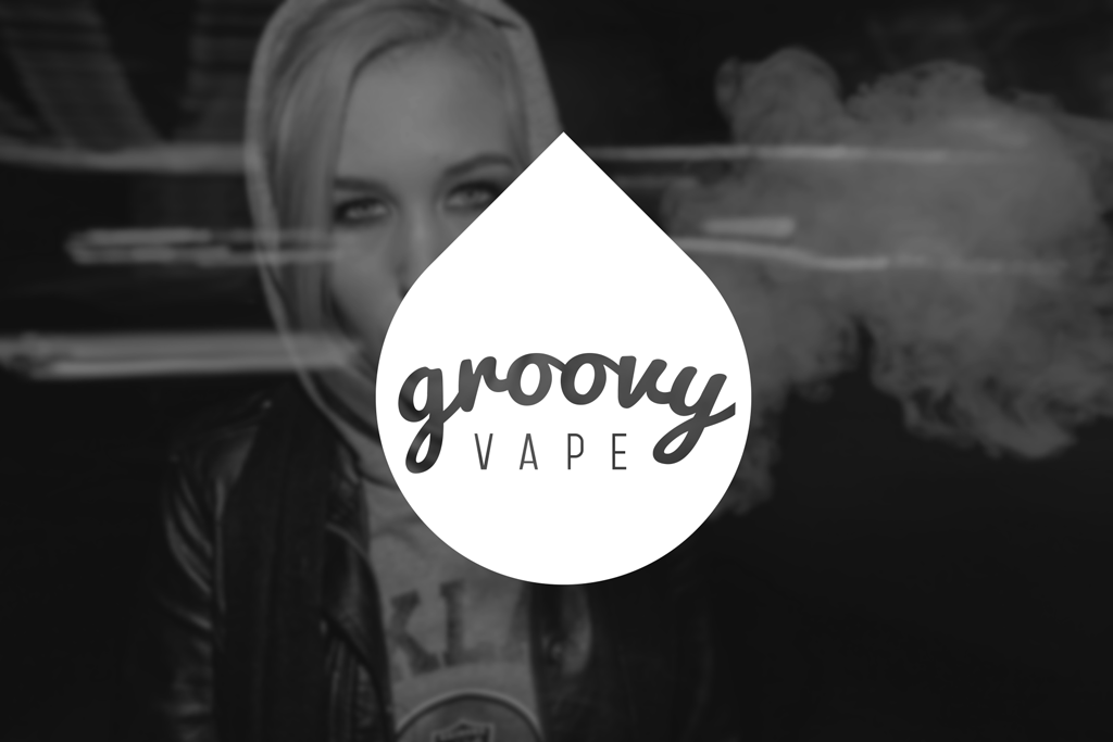 Groovy Vape | Brands of the World™ | Download vector logos and logotypes