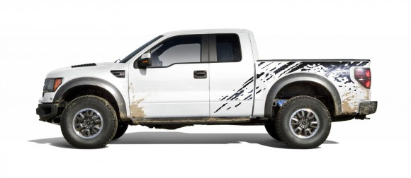 Does Anyone Have Ford Raptor 2011 Decal On Corel Brands Of The