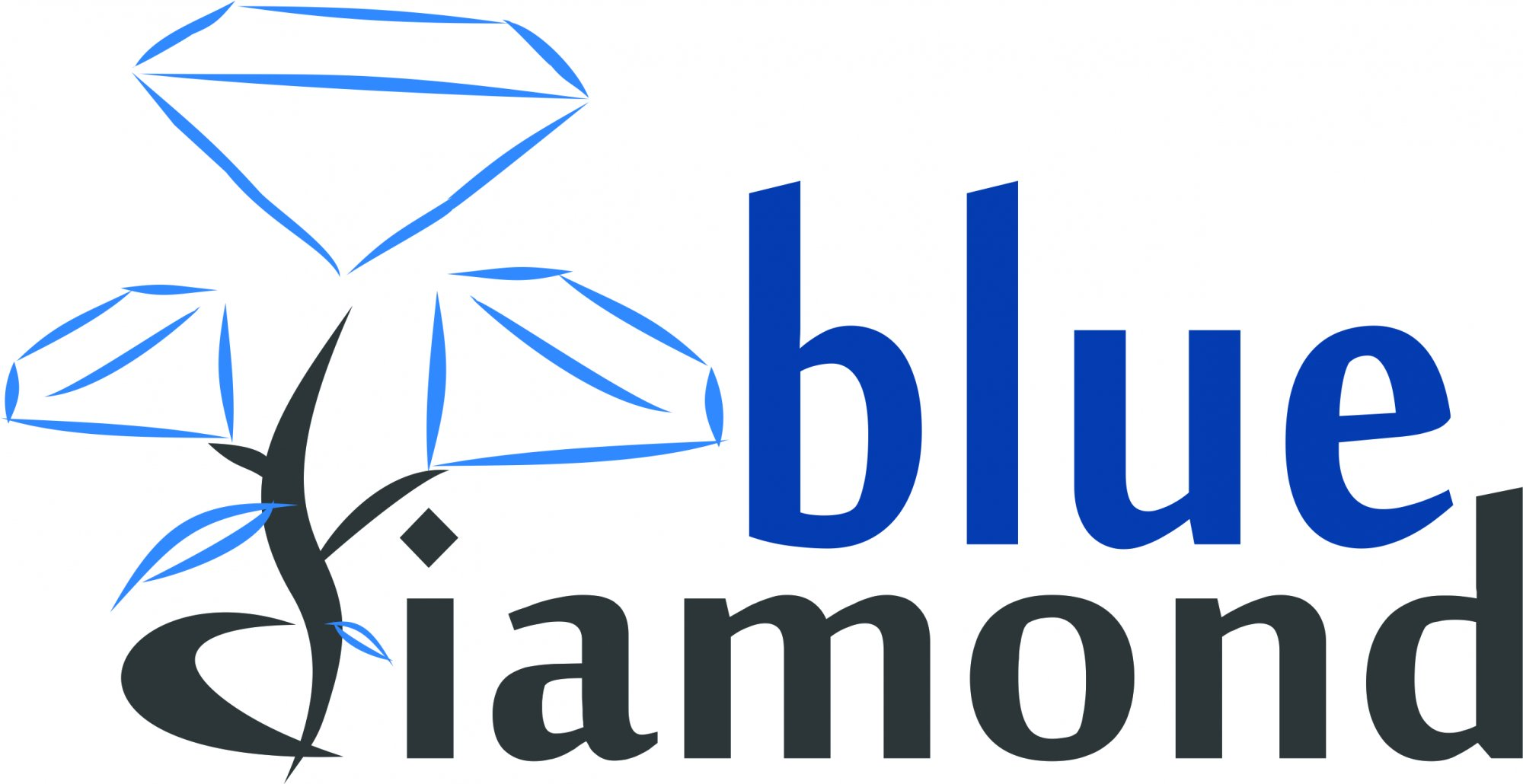 blue diamond | Brands of the World™ | Download vector ...