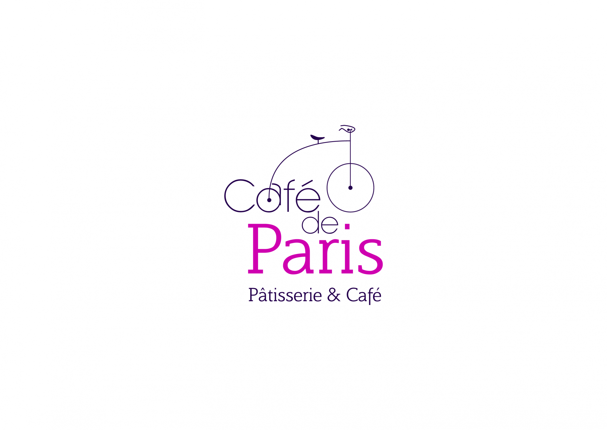 Cafe De Paris Brands Of The World Download Vector Logos And Logotypes