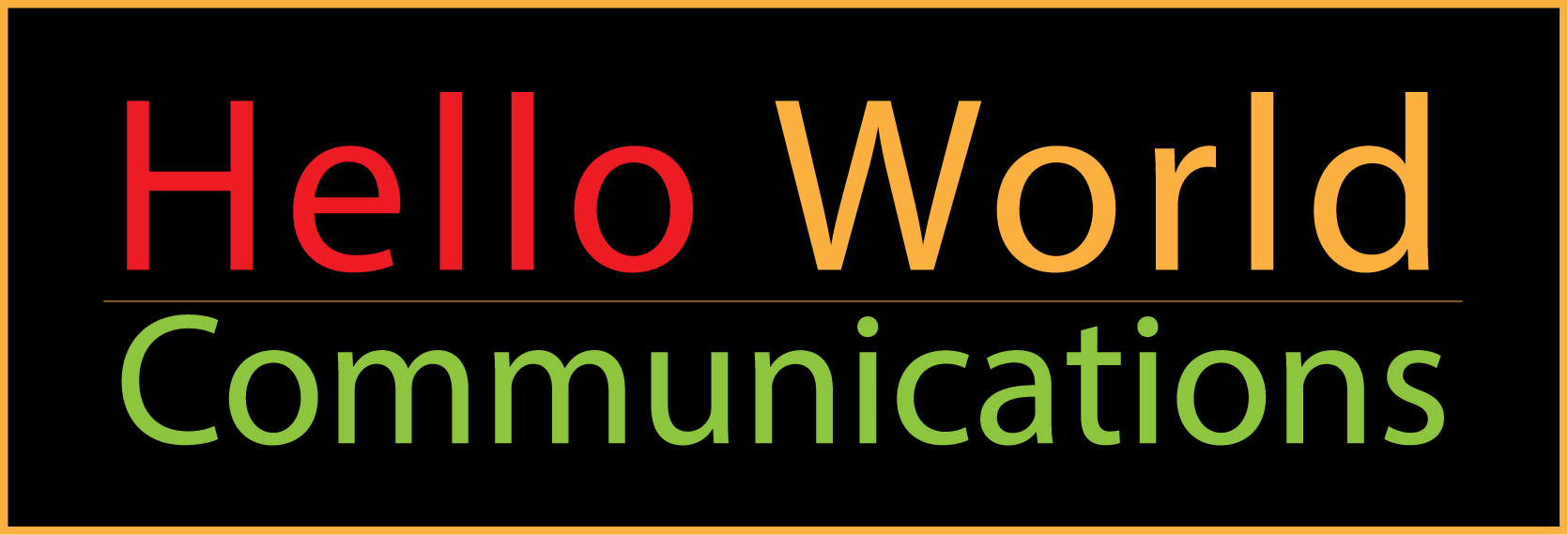 Hello World Communications >> Hello World Communications Brands Of The World Download Vector
