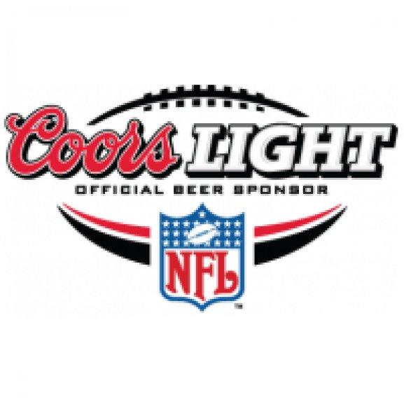 Logo of Coors Light NFL Official Beer Sponsor