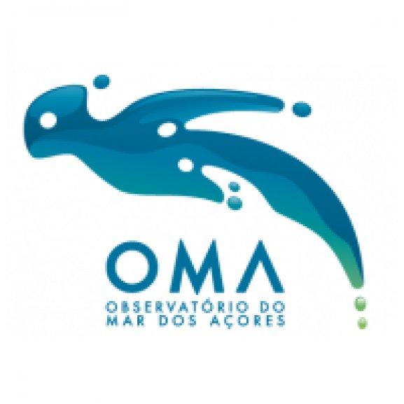 Logo of OMA - Observatório do Mar dos Açores