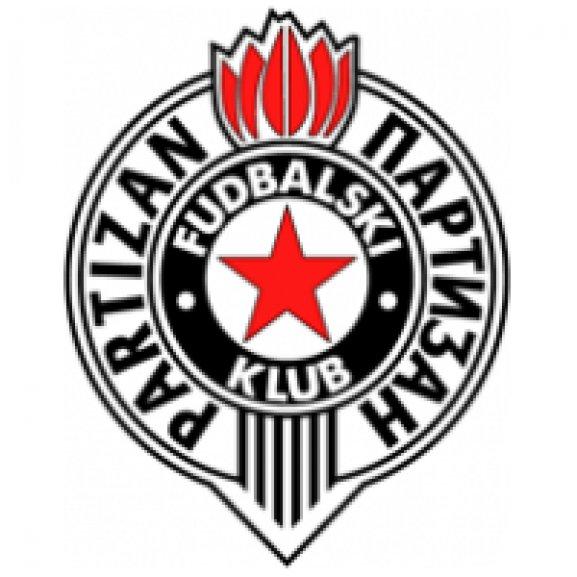 Logo of FK Partizan Beograd