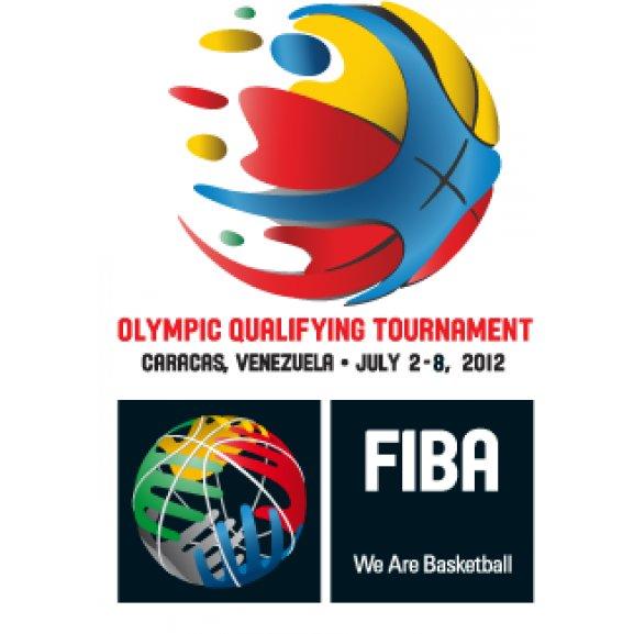 Logo of FIBA Olympic Tournament Qualifying Venezuela 2012