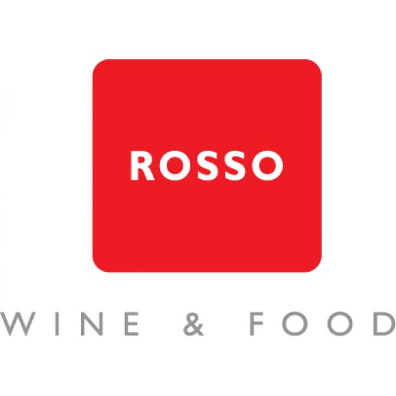 Logo of ROSSO wine & food