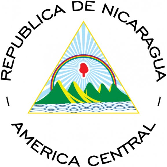 Logo of Republica de Nicaragua