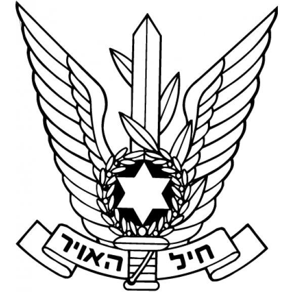 Logo of Israel Air Force