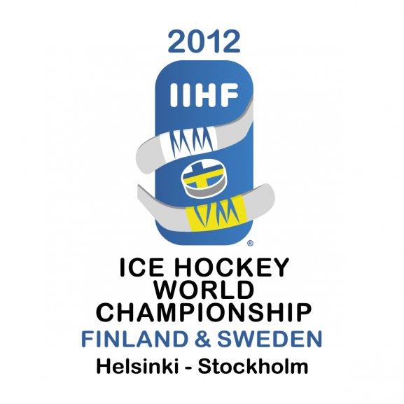 Logo of IIHF 2012 World Championship