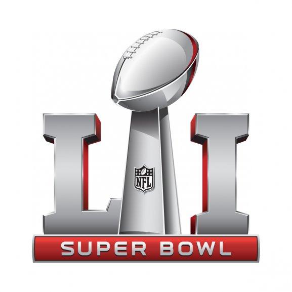 Logo of Super Bowl LI