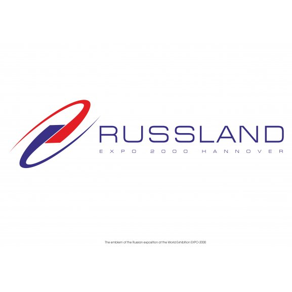 Logo of Russland EXPO 2000