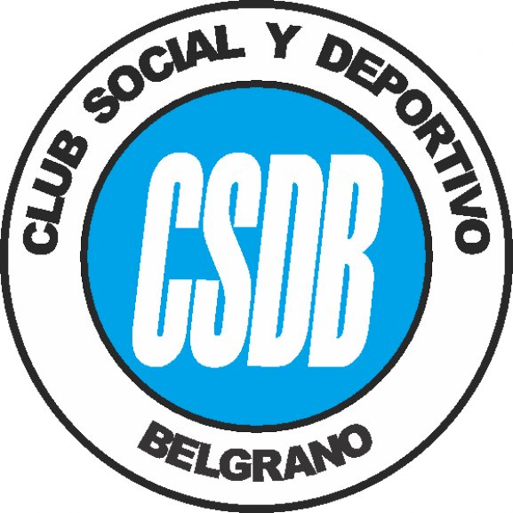 Logo of Club Social y Deportivo Belgrano de Clorinda Formosa