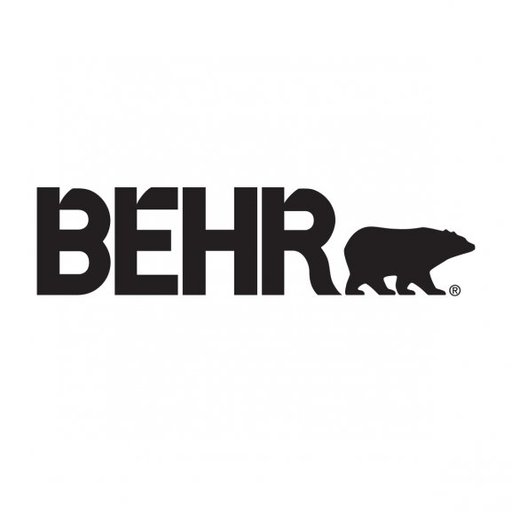 Logo of Behr Paint Company