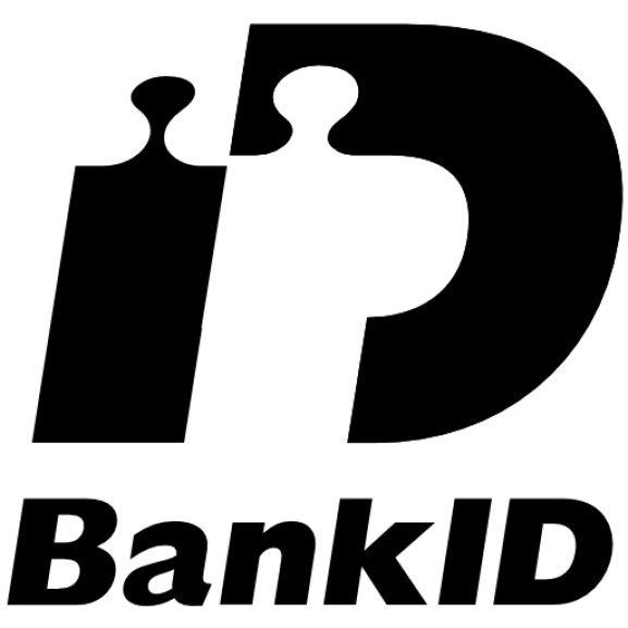 Logo of BankID