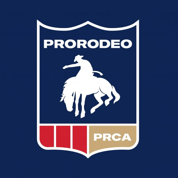 Logo of Professional Rodeo Cowboys Association
