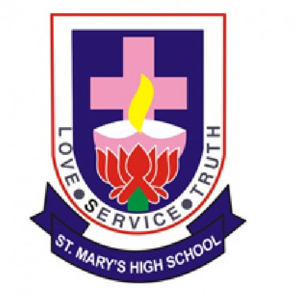 Logo of St. Mary's High School