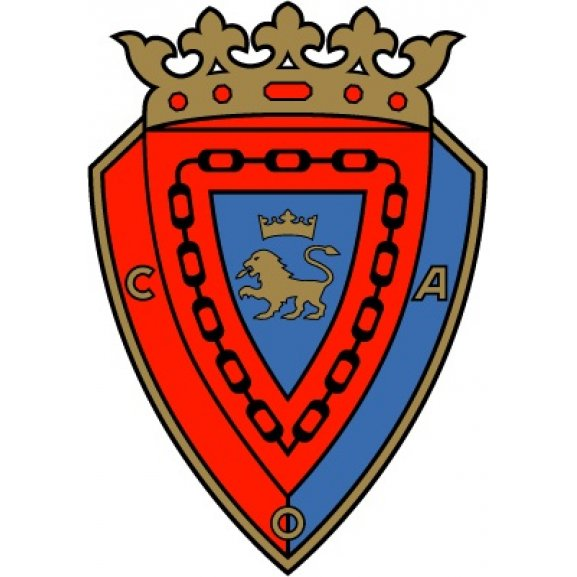 Logo of CA Osasuna Pamplona (60's logo)