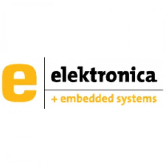 Logo of Elektronica + Embedded Systems