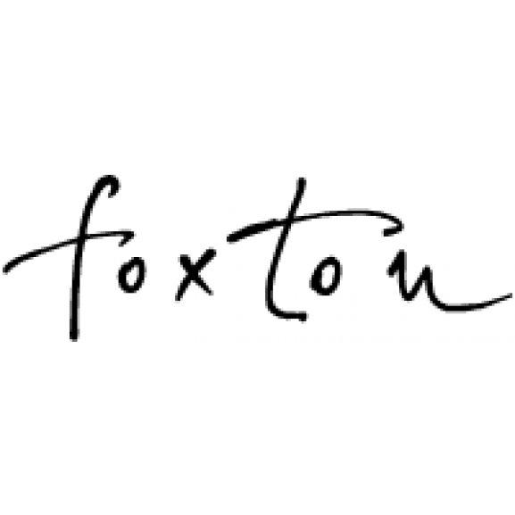 Logo of Foxton