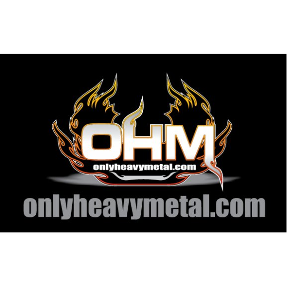 Logo of Only Heavy Metal