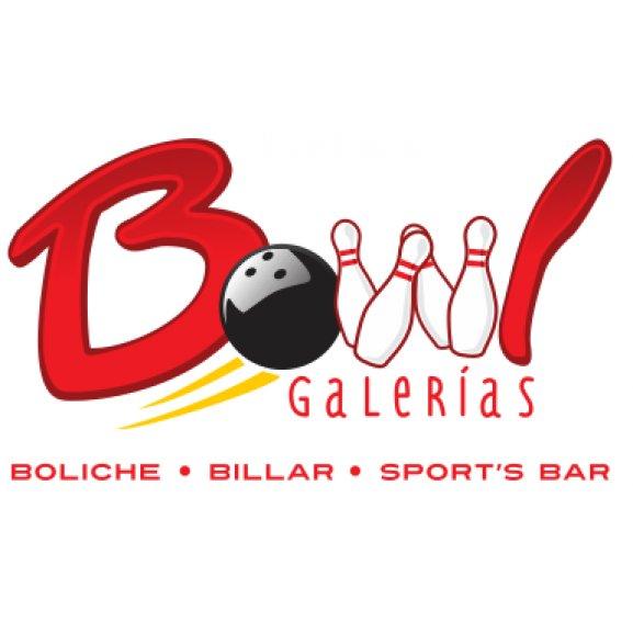 Logo of Bowl Galerias
