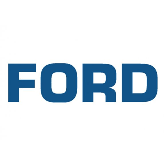 Logo of Ford Tractor