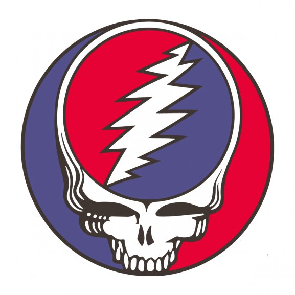 Logo of Grateful Dead