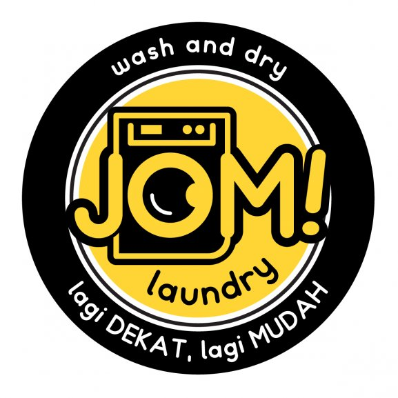 Logo of Jom Laundry