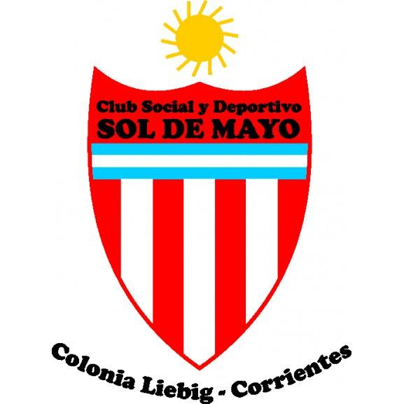 Logo of Club Social y Deportivo Sol de Mayo de Colonia Liebig Corrientes