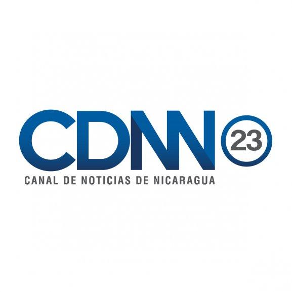 Logo of Canal de Noticias de Nicaragua CDNN 23