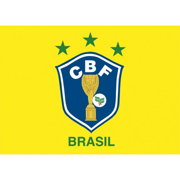 Logo of CBF National Team Brazil at World Cup 1982