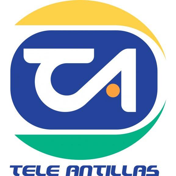 Logo of Teleantillas(Vertical logo) 2004