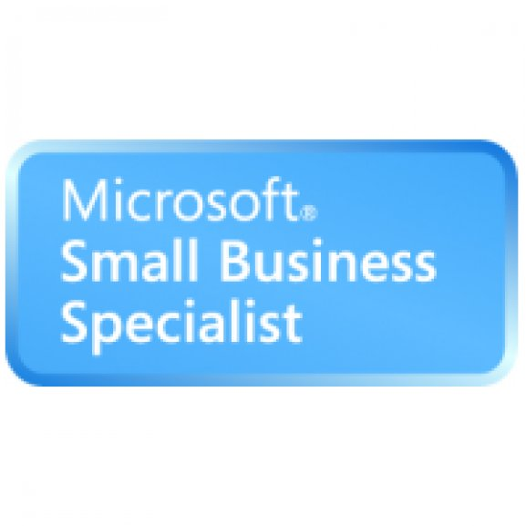 Logo of Microsoft Small Business Specialist