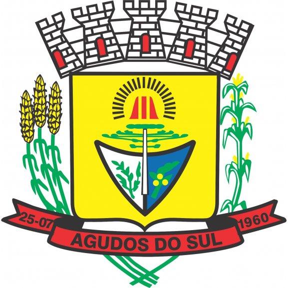 Logo of Agudos do Sul - Pr