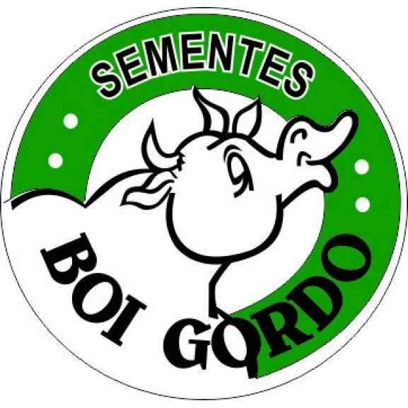 Logo of Sementes Boi Gordo