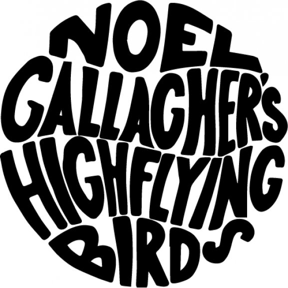 Logo of Noel Gallagher's High Flying Birds