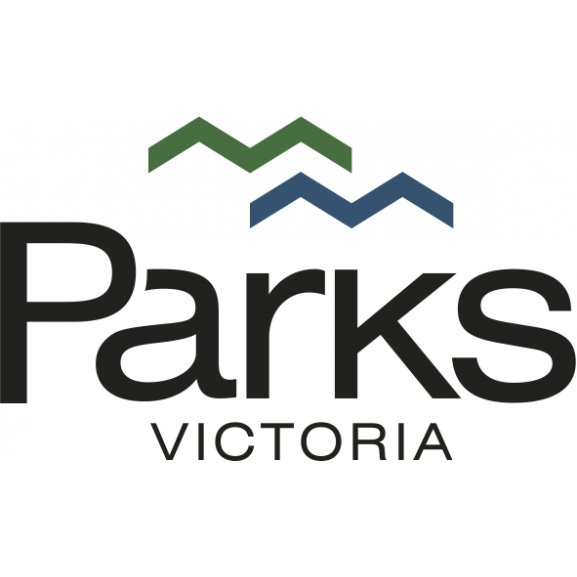 Logo of Parks Victoria