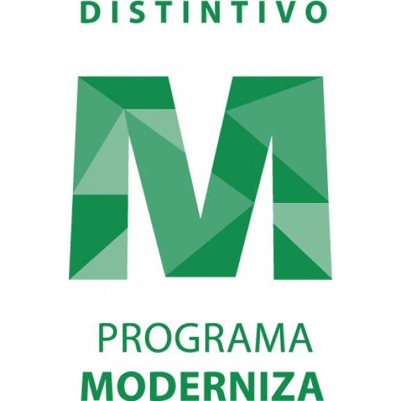 Logo of Distintivo M Programa Moderniza