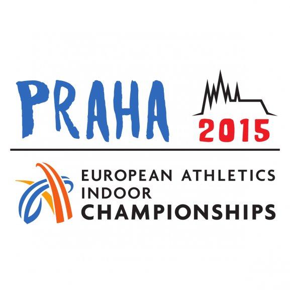 Logo of 2015 European Athletics Indoor Championships