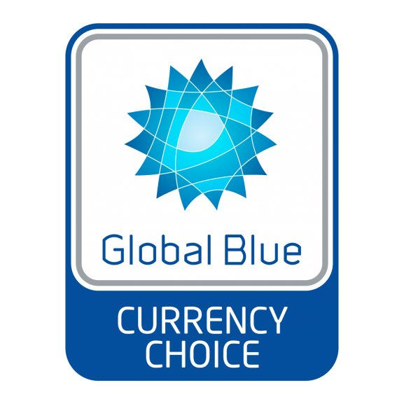 Logo of Global Blue Currency Choice