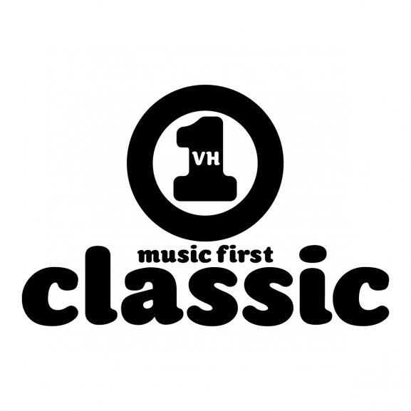 Logo of VH1 Music First Classic