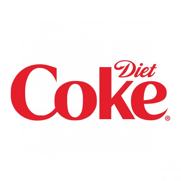 Logo of Diet Coke
