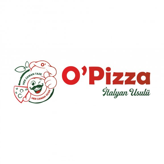 Logo of O'Pizza