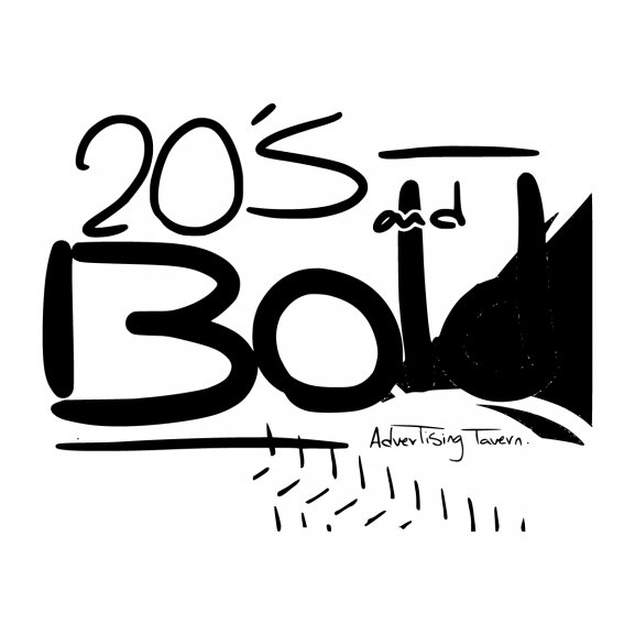 Logo of Twenties and Bold
