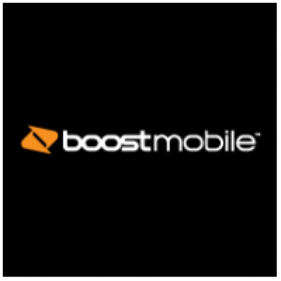 Logo of Boost Mobile