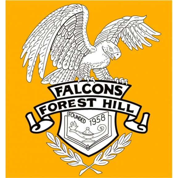 Logo of Forest Hill Falcons
