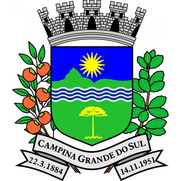 Logo of Campina Gde. do Sul Pr