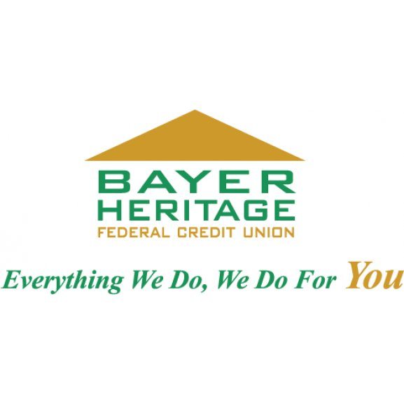 Logo of Bayer Heritage Federal Credit Union