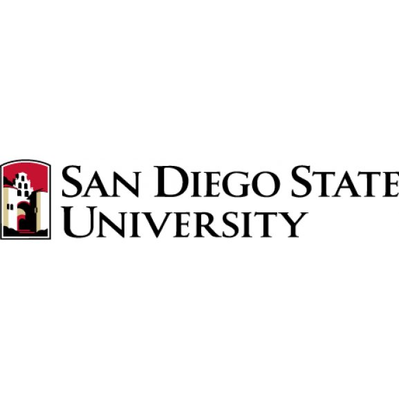 Logo of San Diego State University