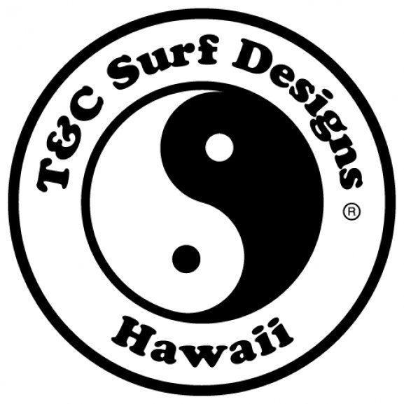 Logo of T&C Surf Designs